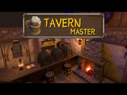 Tavern Master: Einfach zauberhaft, dieses Tavernen-Aufbauspiel [Gameplay][German][Deutsch]