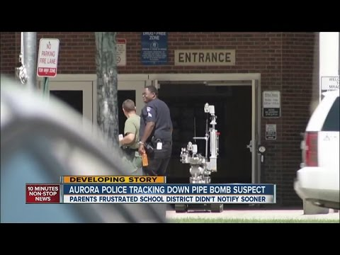 Pipe bomb attempt closes Mrachek Middle School