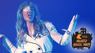 Jess Glynne - Hold My Hand (Live At The KISS Haunted House Party 2018)