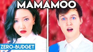 K-POP WITH ZERO BUDGET! (MAMAMOO - HIP)
