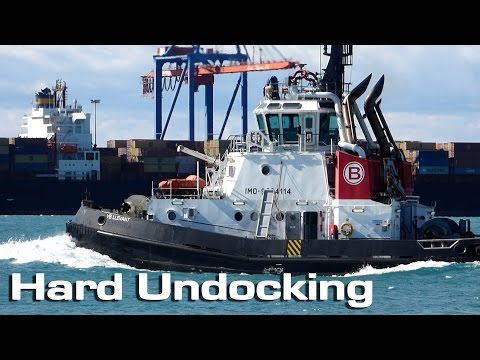Hard Undocking