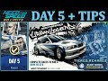NFS No Limits Day 5 TIPS BMW M3 GTR Most Wanted Urban Legend mp3