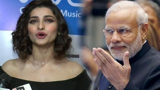 Prachi Desai Reaction On Narendra Modi's Ban Of 500 & 1000 Rupee Notes