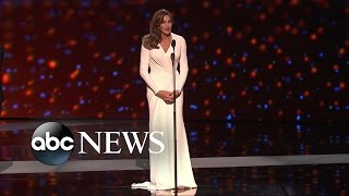 Caitlyn Jenner Wins Arthur Ashe Courage Award - 2015 ESPY Awards - ESPN