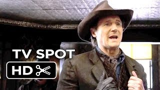 A Million Ways To Die In The West TV SPOT - Epic (2014) - Liam Neeson Comedy HD