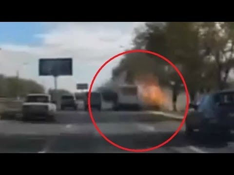 Russia bus bombing caught on camera: Female suicide bomber kills 5 in Volgograd