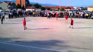 Finalja MusaMusahu 2011 - KF Rainca - JackPot 1:0