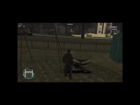 Gta 4 Tutorials How to get Hovering bike HD