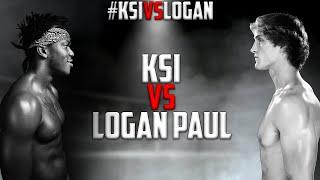 KSI VS. Logan Paul - FULL FIGHT #KSIvsLogan  from KSIvsLogan