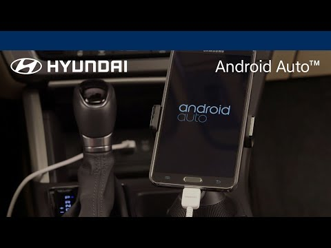 Hyundai Android Auto™ - Getting Started