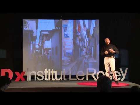 Architectural Innovation Driven by Necessity: Lord Norman Foster at TEDxInstitutLeRosey