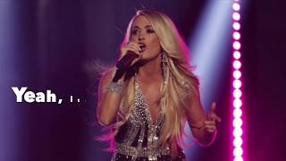 Download Lagu Carrie Underwood ~ Cry Pretty (Lyric) Gratis STAFABAND