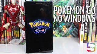 Como instalar Pokemon GO em seu Windows Phone sem PC - Cliente funcional PoGO [ATUALIZADO]
