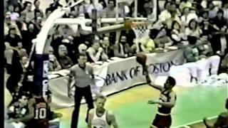 Larry Bird Greatest Games: 36/14/6 vs 76ers (1986)