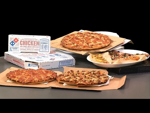 Technological Innovation Is Key to Growth For National Pizza Chain