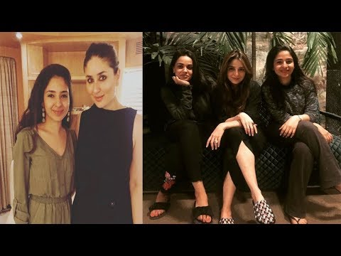 Beautiful Family Pictures of Famous Fashion Designer Teena Durrani