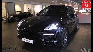 DETAILS of the Porsche Cayenne 2018 | Interior Exterior - Alaatin61