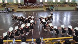 LỚP 11 VĂN (2015-2018)-Gỉai nhất cuộc thi dân vũ trường THPT Chuyên Quốc Học - Huế 2017