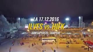 Ulkojäät 2016: Ilves-HIFK 3-2 JA   Jerry D'Amigon voittomaali