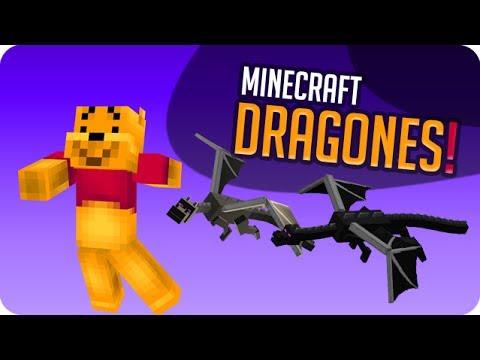 DRAGONES!   Minecraft