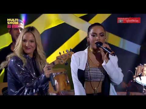 Baldin de Gelo   Claudia Leitte & Anitta   Musica Boa Ao Vivo 22/08/17 HD