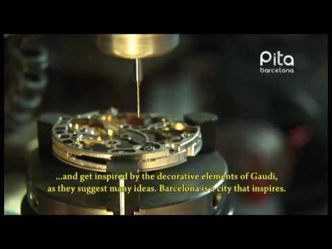 Pita Barcelona - Innovation in Mechanical Watches