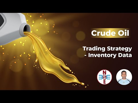 Crude Oil Trading Strategy - Inventory Data