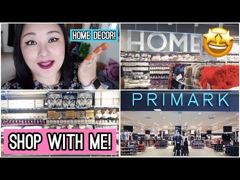 What's New In Primark June 2018 | HOME DECORATIONS | Come Shopping With Me - Day #141