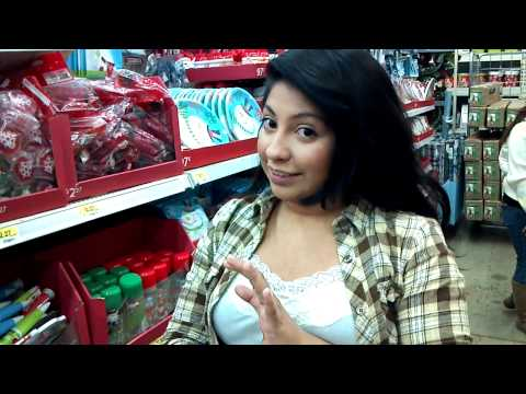 1st year going christmas shopping (2011)