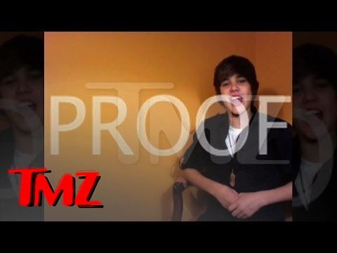 14-Year-Old Justin Bieber -- Sings Parody 'One Less Lonely N*****' And About Joining Ku Klux Klan