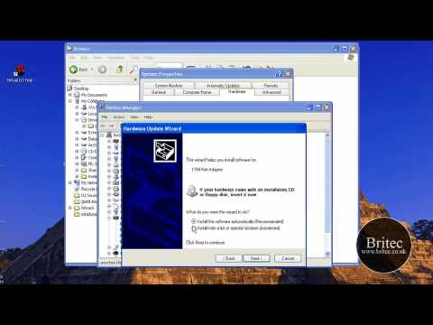 How to Detect Unknown Device in Windows Device Manager by Britec