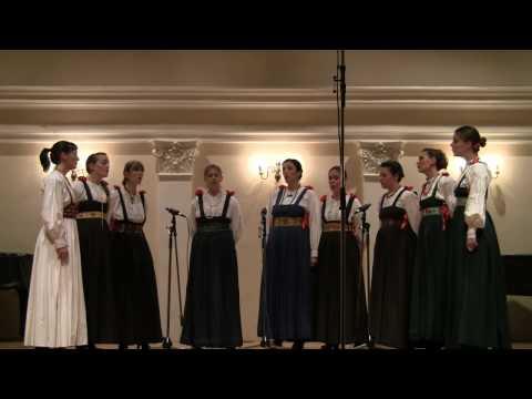 Klapa Cesarice - So maki sum se rodila / Со маки сум се родила - HGZ 9.3.2010