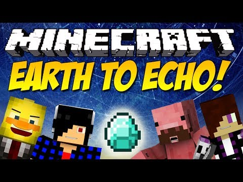 Earth to Echo! [Minecraft: Minigame]