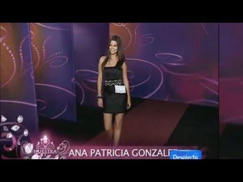 Así fue la audición de Ana Patricia en NBL