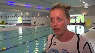 9-jarige 'waterrat' Lars uit Goedereede scoort twintigste zwemdiploma