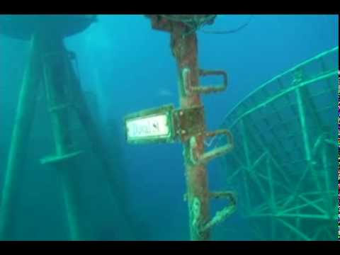 Just of the coast of Key West is the Vandenberg, a sunken naval ship that's become scuba diving spot for divers throughout the Florida Keys. You've seen Duva...