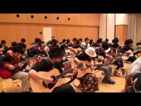 100人でSTARTを弾こう!!!先行PV-Ver_1.wmv