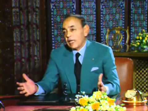 Dans une interview d&#039;Anne Sinclair, Feu le Roi Hassan II du Maroc s&#039;exprime sur les r&Atilde;&copy;alit&Atilde;&copy;s li&Atilde;&copy;es &Atilde;&nbsp; l&#039;int&Atilde;&copy;gration des ressortissants marocains install&Atilde;&copy;s en ...