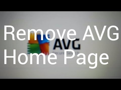 How to Remove AVG Search Toolbar (http://mysearch.avg.com) Home Page: IE, Firefox, & Chrome