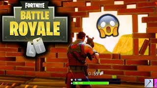 FORTNITE BATTLE ROYALE!! INSANE FORT & SNIPING!!