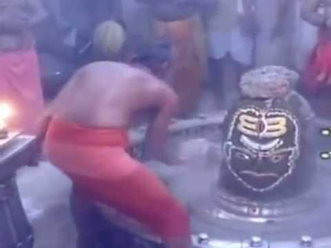 Mahakaleshwar Bhasma Aarti Ujjain video