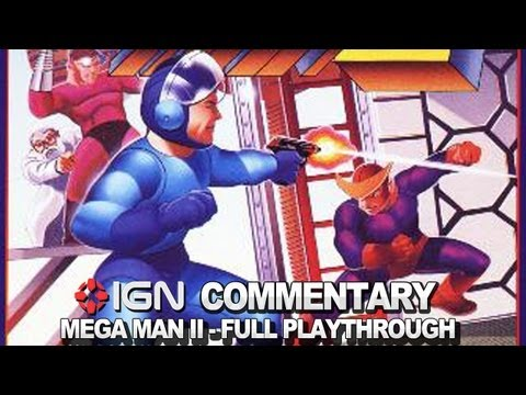 IGN Plays ALL of Mega Man 2 -  25th Anniversary