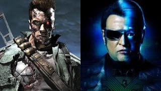 Arnold Joins with Rajini for Enthiran 2