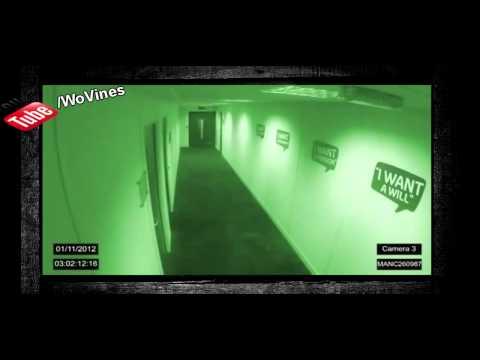 El Mejor Video De Terror - Fantasmas Reales Captados Por Camaras - Solo Valientes