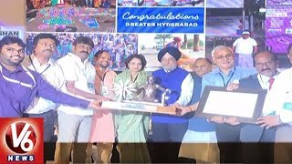 Hyderabad Tops Swachh Survekshan Awards In Solid Waste Management Category