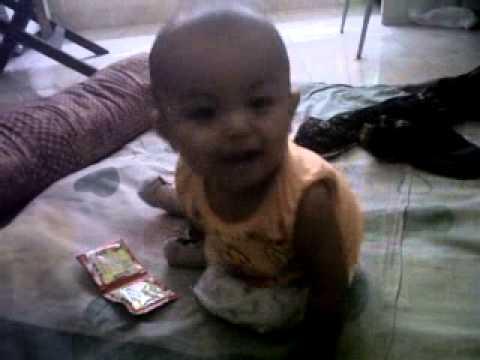 media bayi joged dangdut nasya