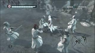 Assassin's Creed Memory Block 6 Robert de Sable part 5/5 Assassination