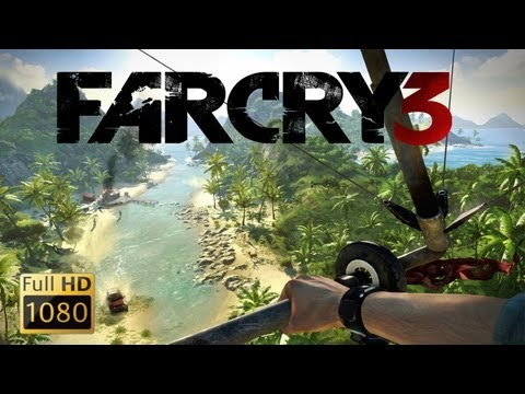 Far Cry 3 - PC Gameplay Ultra-HD [ 1080p ] - HD6850/Q9550