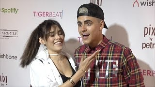 Madison Beer Tells Jack Gilinsky To Smile