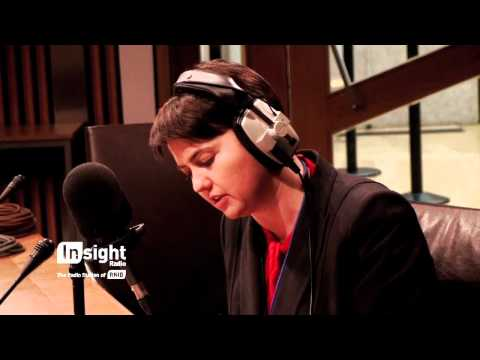Insight Radio at the Scottish Parliament - Ruth Davidson (Scottish Conservative Party Leader)